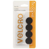 VELCRO(R) brand Sew-On Coins 3/4