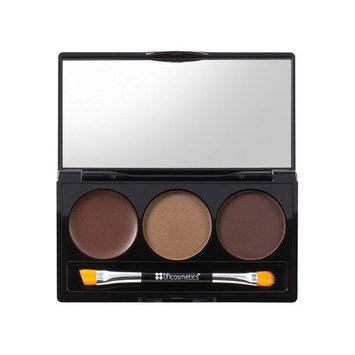 BH Cosmetics Flawless Brow Trio-Medium