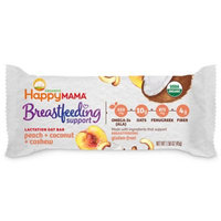 Happy Baby™ Happy Mama™ Breastfeeding Support Lactation Oat Bar in Peach, Coconut and Cashew