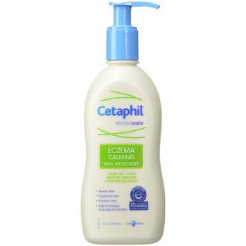 Cetaphil Restoraderm Gentle Body Moisturizer, 10 Fluid Ounces (Pack of 2)