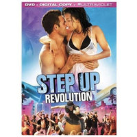 Universal Step Up Revolution [dvd] [ws/eng/span/5.1/