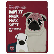 Holika Holika Baby Pet Mask Sheet Pug-RED-One Size