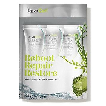 DevaCurl Curls On-The-Go Treatment TRIO (each 1.5fl oz)
