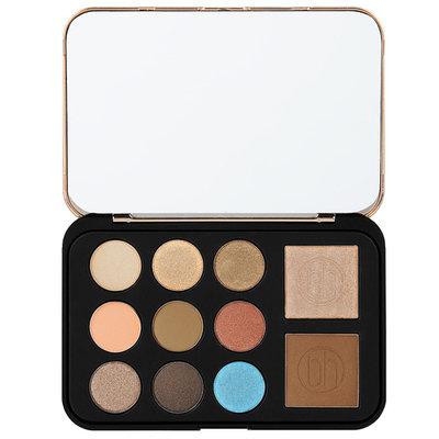 BH Cosmetics Bronze Paradise - Eyeshadow, Bronzer & Highlighter Palette