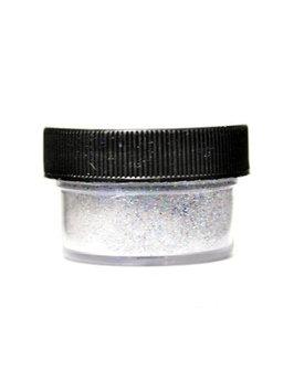 Art Institute Glitter Ultrafine Transparent Glitter blue rain, 1/2 oz, jar