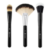 BH Cosmetics: Blending Face Trio - 3 Piece Brush Set
