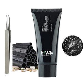 FaceApeel Blackhead Remover Mask, Blackhead Remover Tool Kit, Peel Off Mask, Activated Black Mask Blackhead Peel Off Remover Deep Skin Purifying...