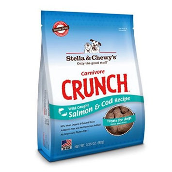 Phillips Feed & Pet Supply Stella and Chewy Carnivore Crunch Salmon Treats 3.25oz