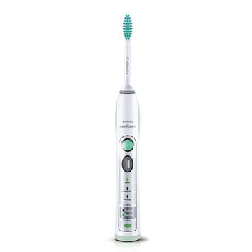 Philips Sonicare FlexCare Rechargeable Toothbrush, Multicolor