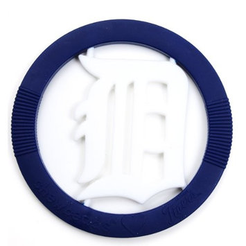 Chewbeads MLB Gameday Teether, 100% Safe Silicone - Detroit Tigers