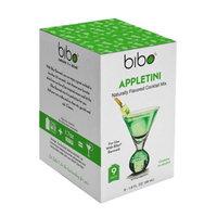 BIBO Appletini 18-Count Cocktail Mix Pouches