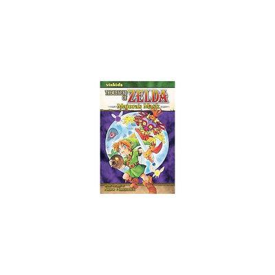 Nintendo Legend of Zelda 3: Majora's Mask (Paperback) (Akira Himekawa)