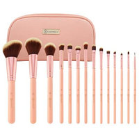 BH Cosmetics: BH Chic - 14 Piece Brush Set with Cosmetic Case