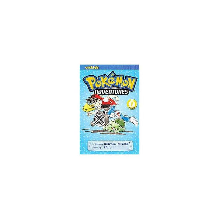 Pokemon Adventures 1 (Paperback) (Hidenori Kusaka)
