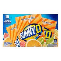 (30 Bottles)Sunny D, Orange Citrus, 10 Oz-$0.04/Oz