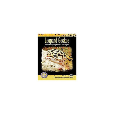 Leopard Geckos (Paperback) (Gerold Merker)