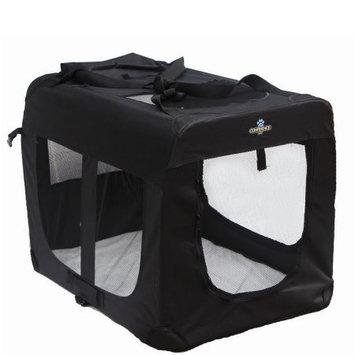 Confidence Pet Portable Folding Soft Sided Dog Crate Kennels Medium