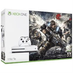 Microsoft Corporation Xbox One S 1TB Gears of War 4 bundle - Available Oct 11, 2016 - 234-00033