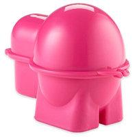 Hutzler® Egg To-Go Food Storage in Pink