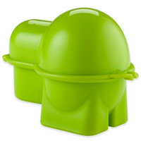 Hutzler® Egg To-Go Food Storage in Green