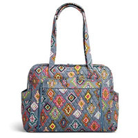 Vera Bradley - Large Stroll Around Baby Bag (Painted Medallions) Bags