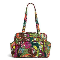 Vera Bradley® Stroll Around Diaper Bag in Autumn Leaves