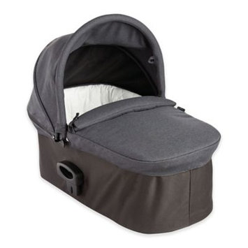 Baby Jogger Deluxe Carrycot/Bassinet-Charcoal Denim