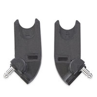 Baby Jogger Single Mounting Bracket Car Seat Adapter for Cybex/Maxi Cosi