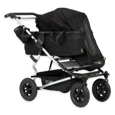 Mountain Buggy Single Mesh Sun Cover 2017 to Fit Duet