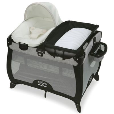 Graco® Pack 'n Play Playard Quick Connect Portable Napper with Bassinet in Ashland