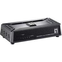 LevelOne FSW-0508TX Fast Ethernet Switch - 5 x 10/100Base-TX
