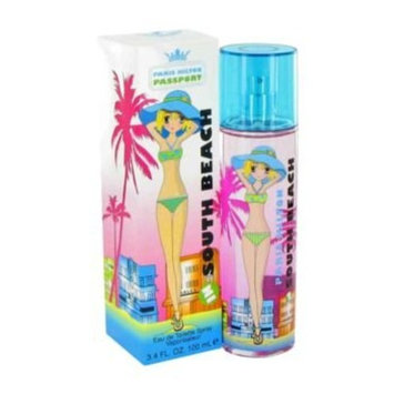 PARIS HILTON PASSPORT SOUTH BEACH by Paris Hilton EDT SPRAY 3.4 OZ for WOMEN