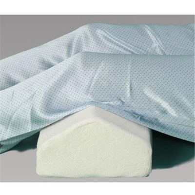Living Health Products AZ-74-5043-W 6 x 10 x 24 in. Wide Knee Lift Cushion White