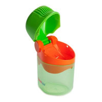 Wow SnackPals® Portion Control Snack Dispenser in Green