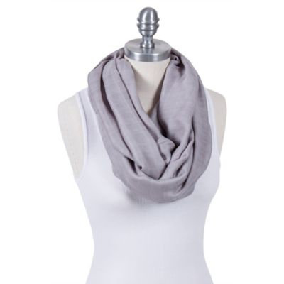 Bebe au Lait - Deluxe Muslin Nursing Scarf (Pebble) Accessories Travel