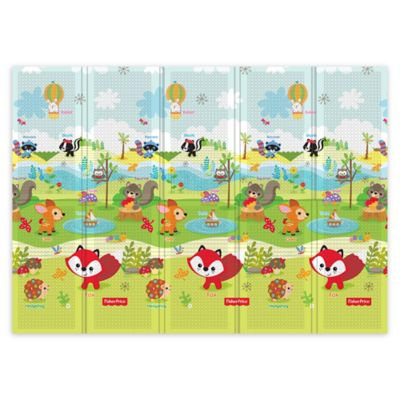 Fisher-Price® Woodland Friends Portable Play Mat