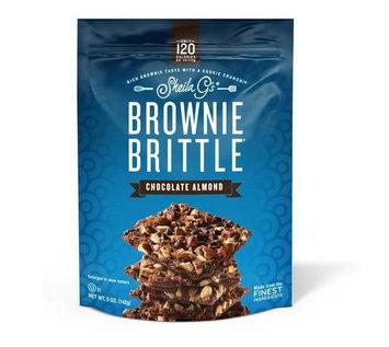 Sheila G's BROWNIE BRITTLE Chocolate Almond