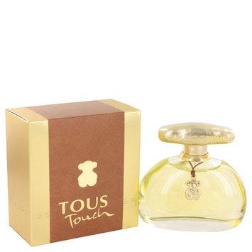 Tous Touch Perfume Edt 3.4 Oz For Women