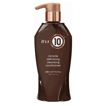 It's a 10 Miracle Defrizzing Cleansing Condtioner