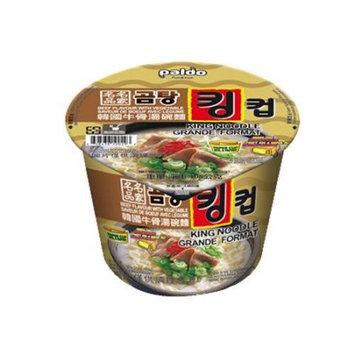 PALDO Instant Ramen Beef Soup Flavor 105g