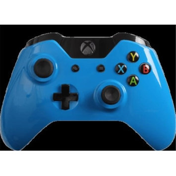 Evil Controllers X1mGBCxMM Glossy Blue Master Mod Xbox One Modded Controller