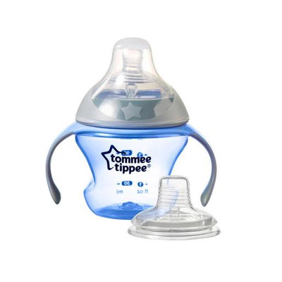 Tommee Tippee New Soft Spout Trainer Sippy Cup, Multi-Colored