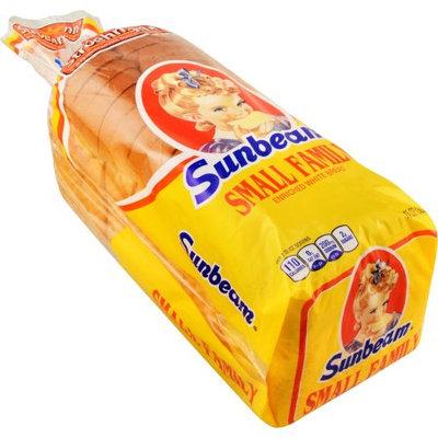 Grupo Bimbo S.a. De C.v. Sunbeam Small Family White Bread, 16 oz