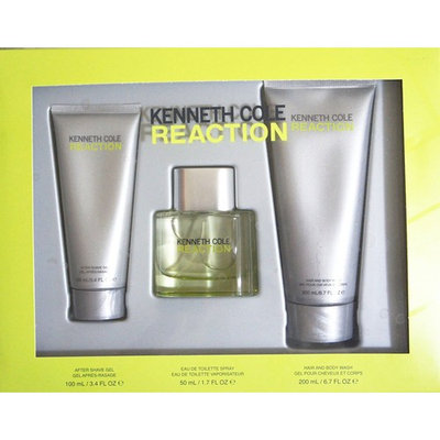 Men's Kenneth Cole Reaction by Kenneth Cole 3-pc. Gift Set