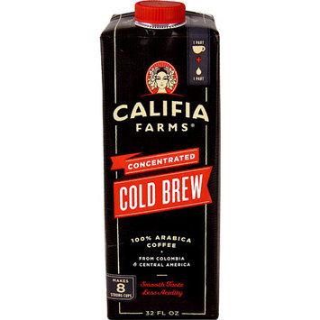 Califia Farms Concentrated Cold Brew Coffee -- 32 fl oz