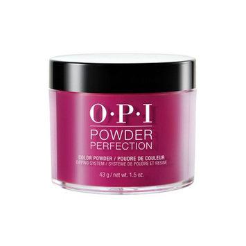 Opi Powder Perfection Spare Me A French Quarter? Color Powder