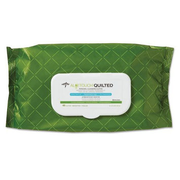 Medline AloeTouch Quilted Premium Personal Cleansing Wipes