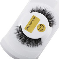 3D Fake Eyelashes, Emubody 3D Lashes Mink Natural Thick False Fake Eyelashes Eye Lashes Makeup Extensions