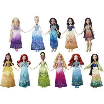 Hasbro Disney Princess Shimmering Dreams Collection Doll Set - 11 Pieces