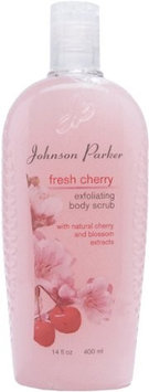 Johnson Parker Body Scrub - Fresh Cherry 14 oz. (Pack of 2)